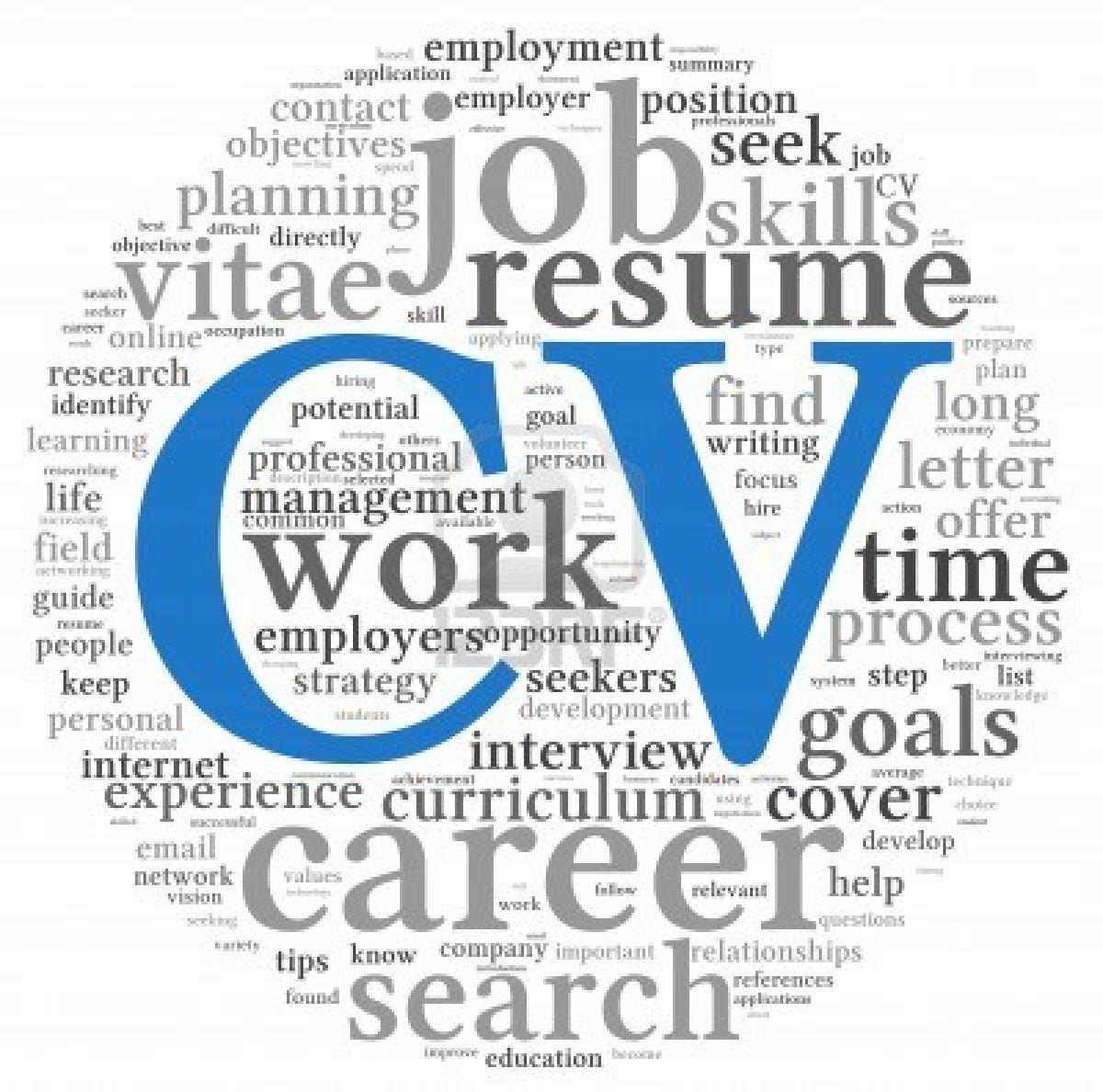 Por qué tu CV no llama la atención? – El blog de AVA