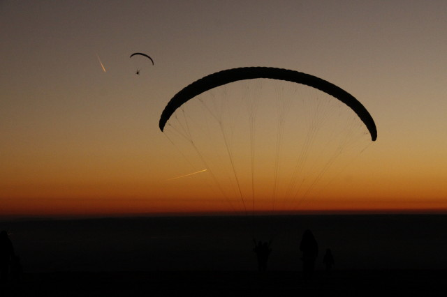 Parapente, coaching